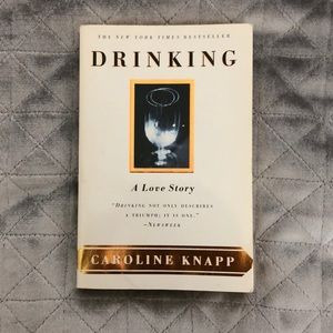 Drinking: A love story book